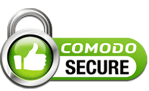 Comodo Secure - 2048 SSL encryption